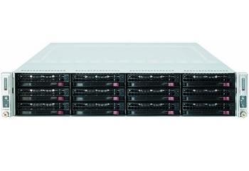 Серверные платформы Supermicro 19'' 2U