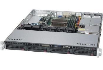 Серверные платформы Supermicro 19'' 1U