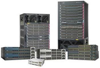 Коммутаторы Cisco