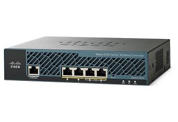 Cisco WLAN Controllers