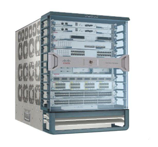 Коммутатор Cisco Nexus N7K-C7009