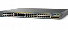 Коммутатор Cisco WS-C2960S-F48FPS-L